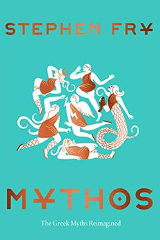 Mythos book cover