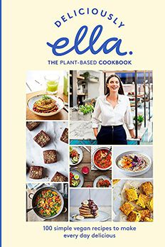 Deliciously Ella The Plant-Based Cookbook book cover