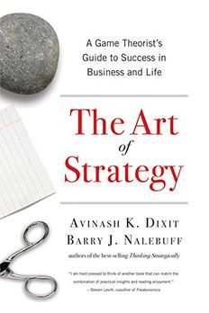 The Art of Strategy book cover