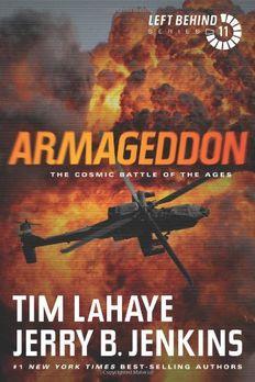 Armageddon book cover
