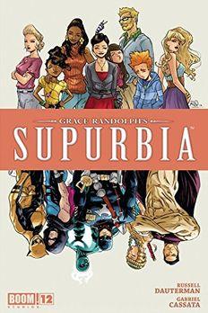 Grace Randolph's Supurbia #12 book cover