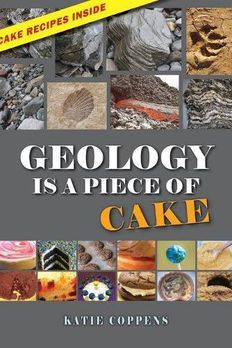 Geology Is a Piece of Cake book cover