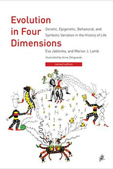 Evolution in Four Dimensions, revised edition book cover