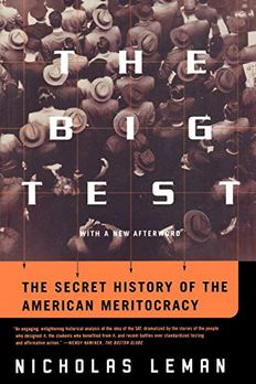 The Big Test book cover