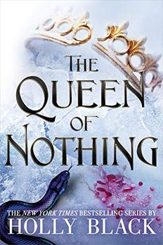 The Queen of Nothing book cover
