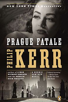 Prague Fatale book cover