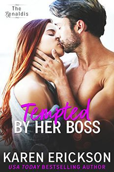 Tempted by Her Boss book cover