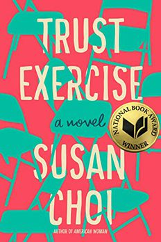 Trust Exercise book cover