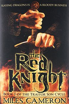 The Red Knight book cover