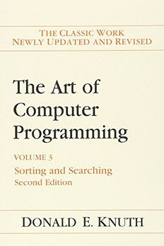 The Art of Computer Programming book cover
