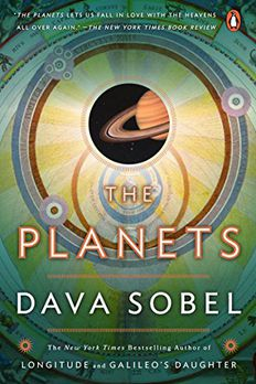 The Planets book cover