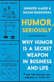 Humor, Seriously book cover