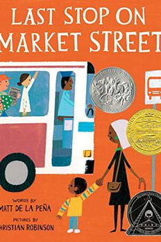 Last Stop on Market Street book cover