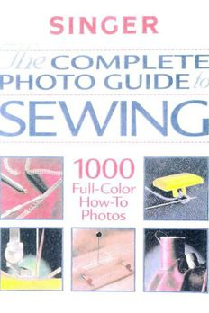 The Complete Photo Guide to Sewing book cover
