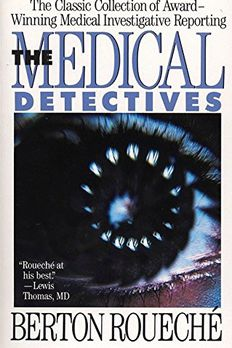 The Medical Detectives book cover