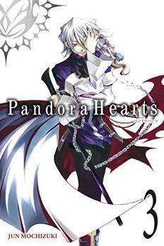 Pandora Hearts, Vol. 3 book cover
