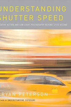 Understanding Shutter Speed book cover