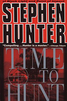 Time To Hunt book cover
