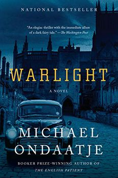 Warlight book cover