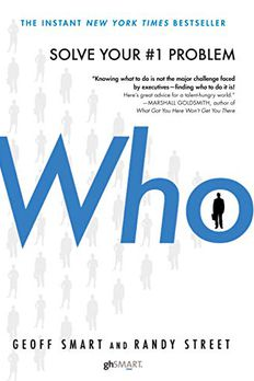 Who book cover
