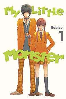 My Little Monster, Vol. 1 book cover