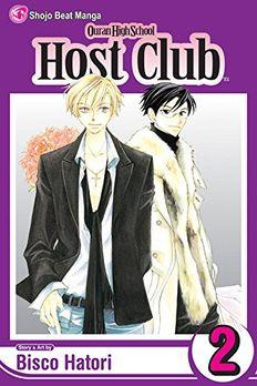 Ouran High School Host Club, Vol. 2 book cover