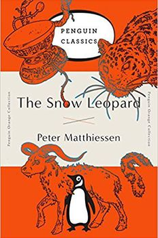 The Snow Leopard book cover