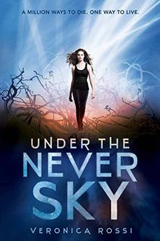 Under the Never Sky book cover
