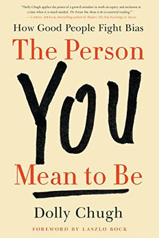 The Person You Mean to Be book cover