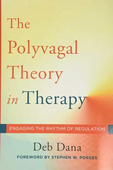 The Polyvagal Theory in Therapy book cover