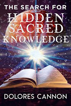 The Search for Hidden, Sacred Knowledge book cover