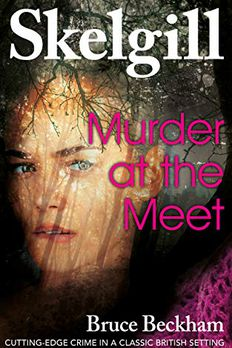 Murder at the Meet book cover