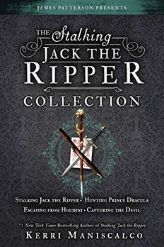 The Stalking Jack the Ripper Collection book cover