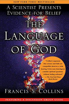 The Language of God book cover