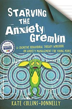 Starving the Anxiety Gremlin book cover