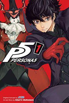 Persona 5, Vol. 1 book cover