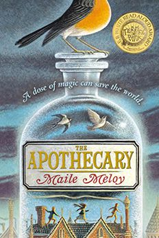 The Apothecary book cover