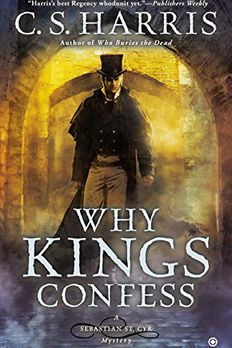 Why Kings Confess book cover