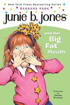 Junie B. Jones and Her Big Fat Mouth book cover