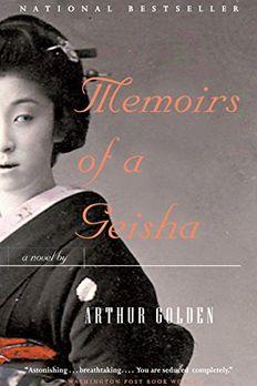Memoirs of a Geisha book cover
