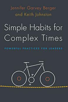 Simple Habits for Complex Times book cover