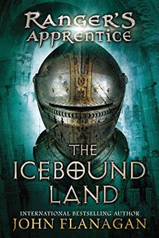 The Icebound Land book cover