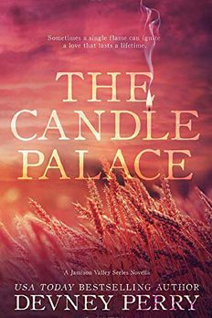 The Candle Palace book cover