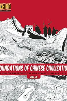 Foundations of Chinese Civilization book cover
