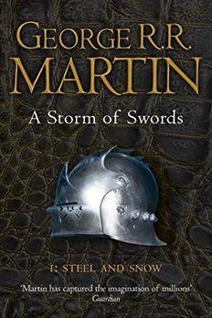 A Storm of Swords book cover