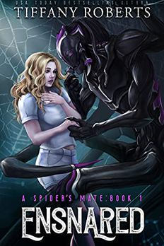 Ensnared book cover