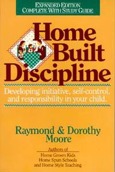 Home Built Discipline/Complete With Study Guide book cover