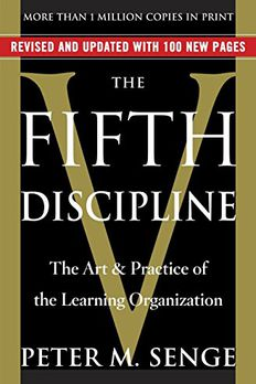 The Fifth Discipline book cover