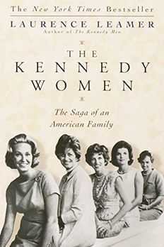 The Kennedy Women book cover