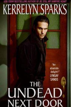 The Undead Next Door book cover